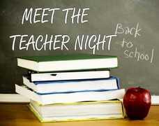 Meet the Teacher/Curriculum Night